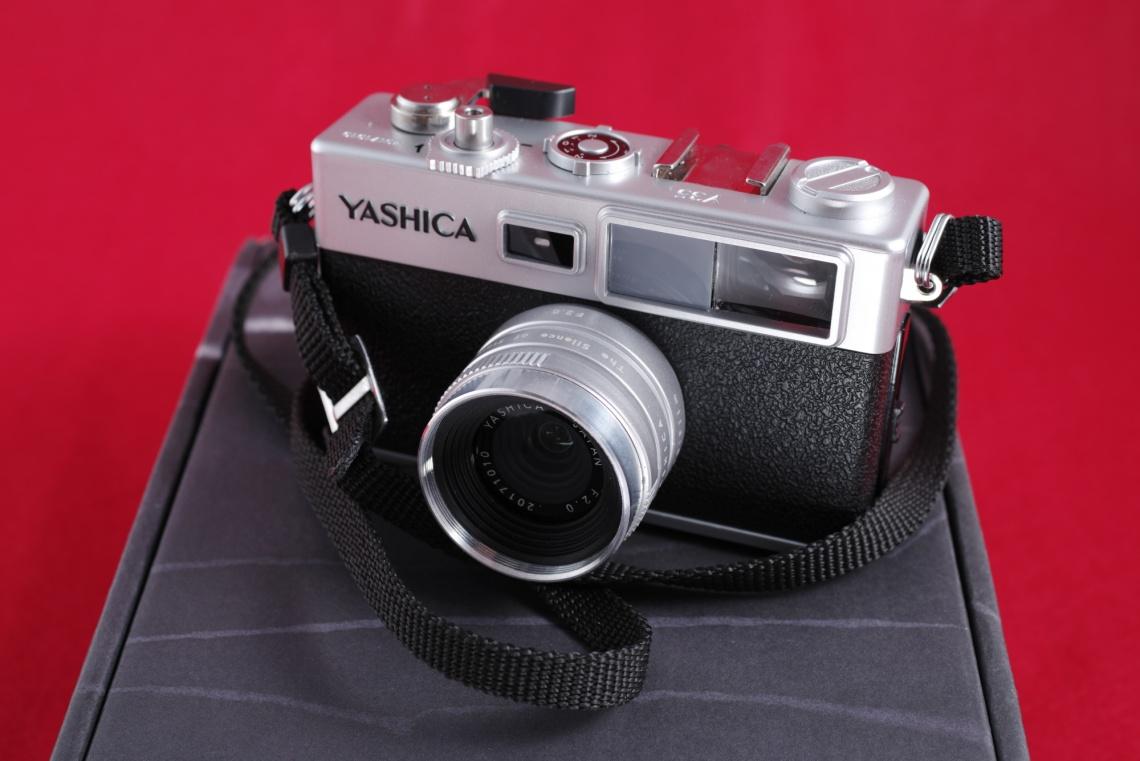 Yyashica-y35